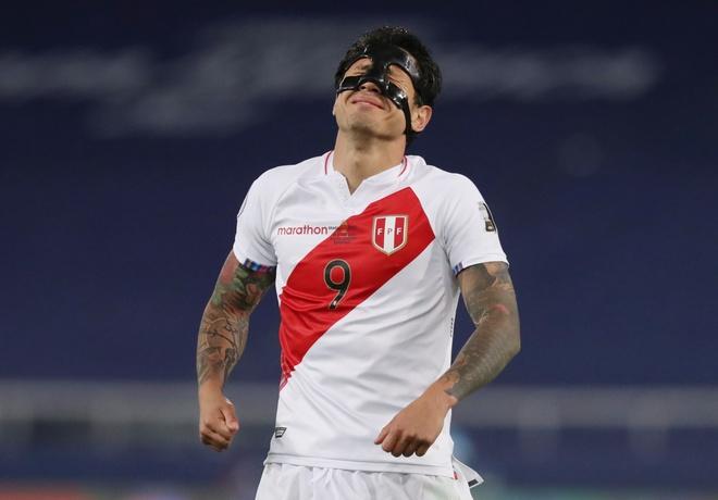 Brazil vs Peru anh 18