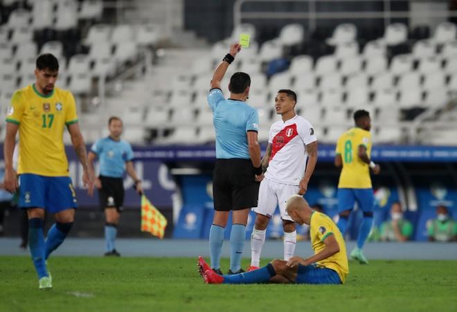 Brazil vs Peru anh 19