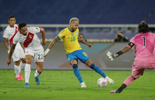 Brazil vs Peru anh 14
