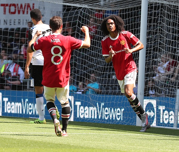 Derby vs Man Utd anh 7