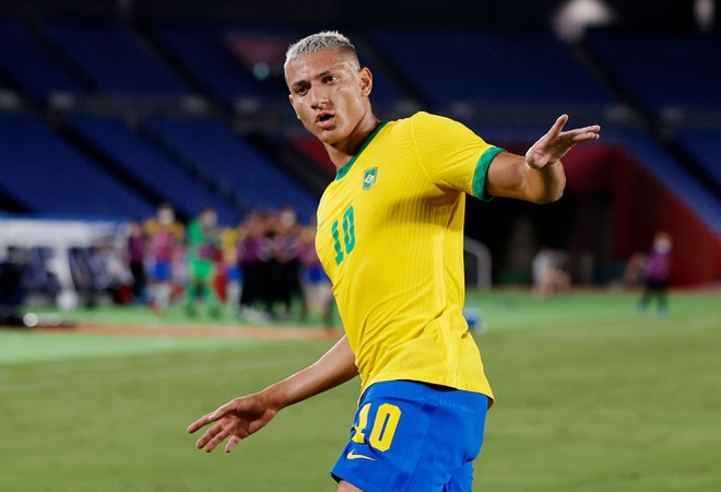 Olympic Brazil vs Duc anh 16