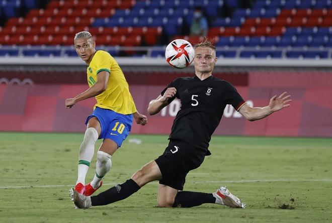 Olympic Brazil vs Duc anh 17