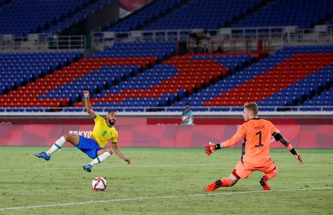 Olympic Brazil vs Duc anh 19