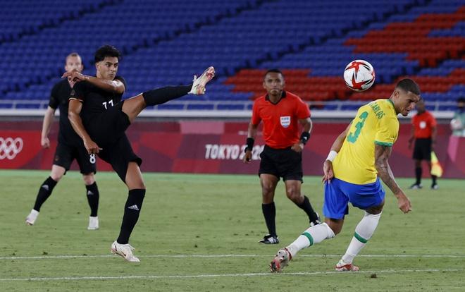 Olympic Brazil vs Duc anh 21