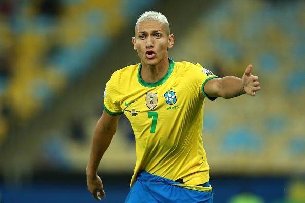Olympic Brazil vs Duc anh 2
