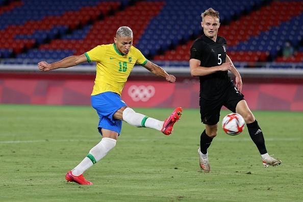 Olympic Brazil vs Duc anh 12