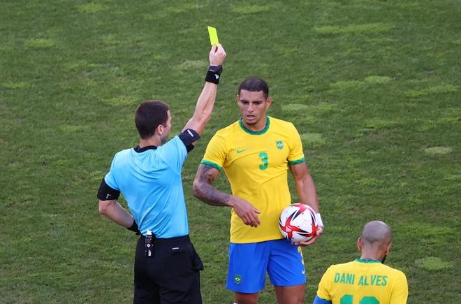 Olympic Mexico vs Brazil anh 11