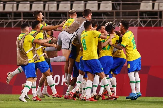 Olympic Mexico vs Brazil anh 19