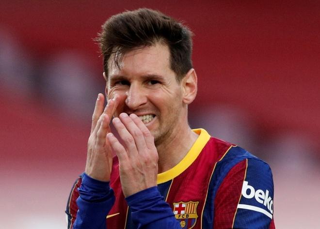 Messi hop bao ve vu do vo voi Barcelona anh 12