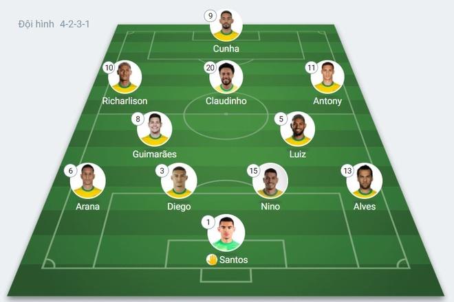 Olympic Brazil vs Tay Ban Nha anh 5