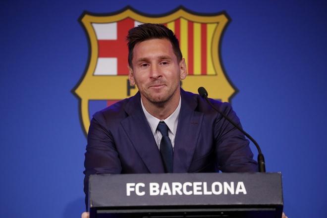 PSG cong bo Messi anh 5