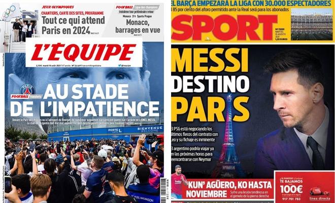 PSG cong bo Messi anh 2