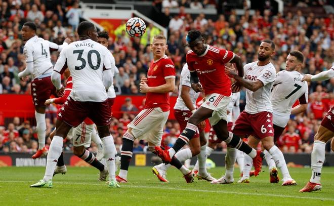 Man Utd dau Aston Villa anh 30