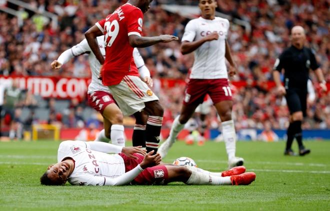 Man Utd dau Aston Villa anh 34