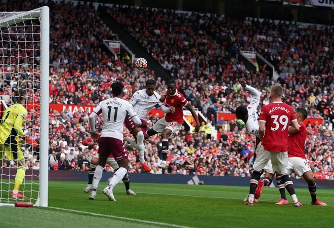 Man Utd dau Aston Villa anh 29