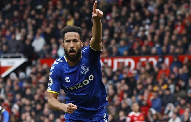 Man Utd 1-1 Everton: Townsend lập công - Bóng đá Anh