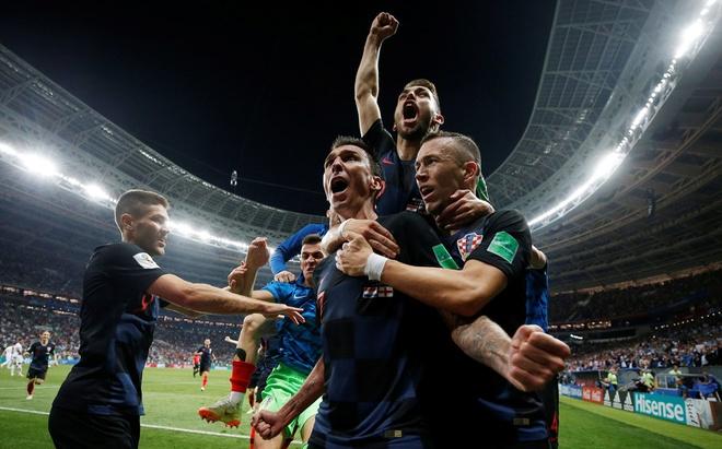 Croatia - tu khoi dau vat va den tran chung ket lich su hinh anh