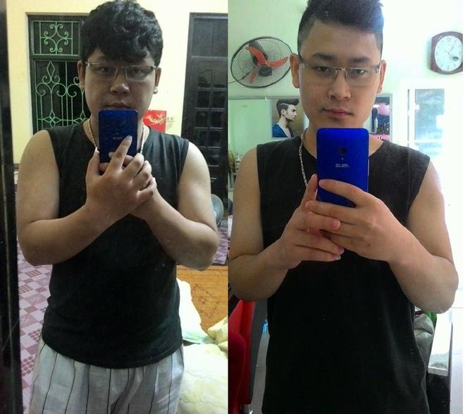 9X giam 15 kg voi thuc don khong kieng chat beo hinh anh 1
