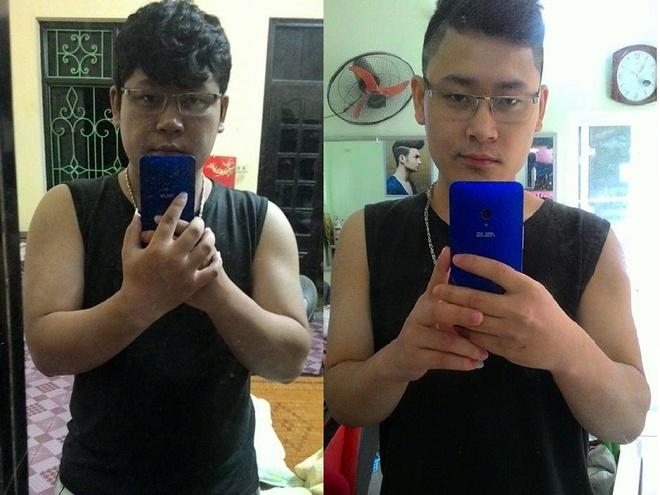 9X giam 15 kg voi thuc don khong kieng chat beo hinh anh