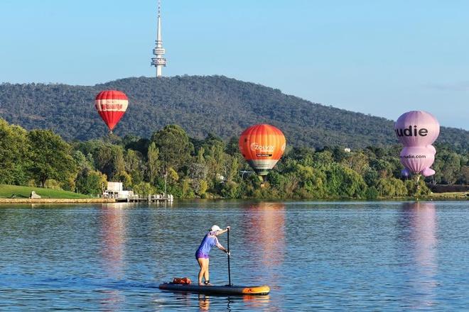Dai su Viet Nam tai Australia chia se hinh anh Canberra Day hinh anh 3