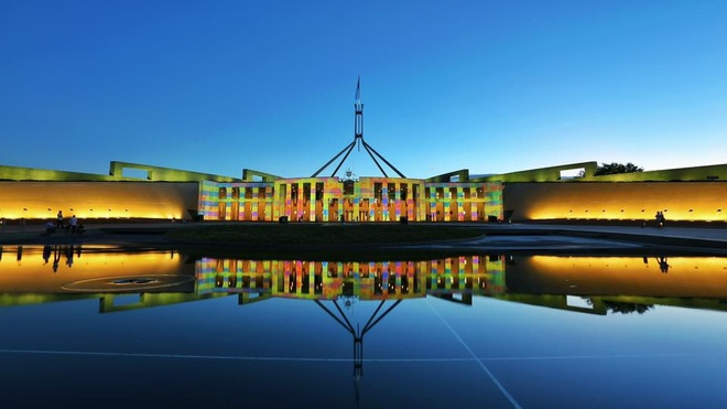 Dai su Viet Nam tai Australia chia se hinh anh Canberra Day hinh anh 8