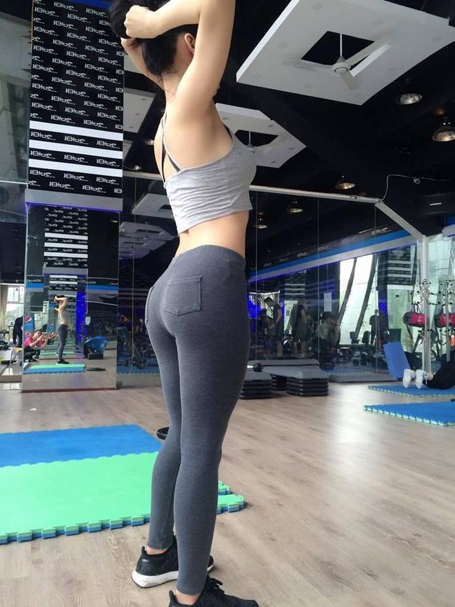 Cac bai tap gym giup tang 7 cm vong ba hinh anh 2
