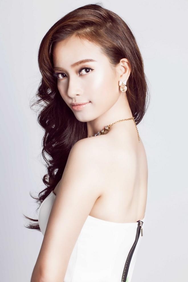 Meo duong da trang hong cua Ai Phuong hinh anh 1
