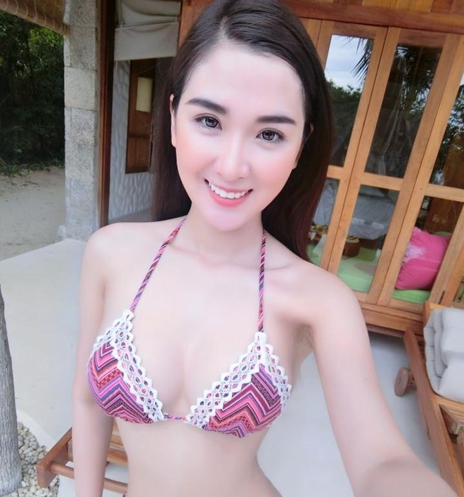 Bi quyet giam 5 kg, vong eo 56 cm cua Ngoc Loan The Face hinh anh 2