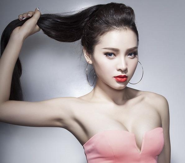 Bai tap giup lan da cang min cung Phuong Trinh Jolie hinh anh