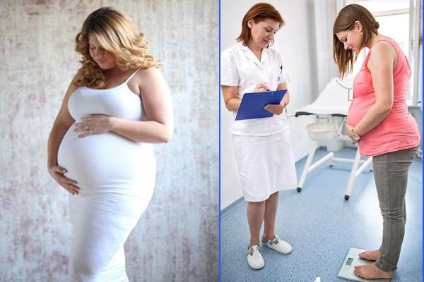 5 nguy co phu nu beo phi phai doi mat khi mang thai hinh anh 2