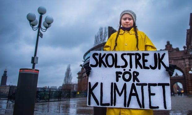 Greta Thunberg chien binh vi hanh tinh xanh anh 1