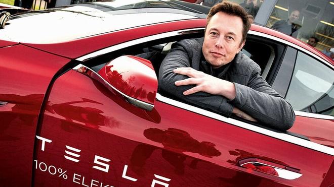 Xe dien Tesla anh 1