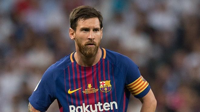 Cuoi cung Messi cung hoa nguoi thuong hinh anh 1