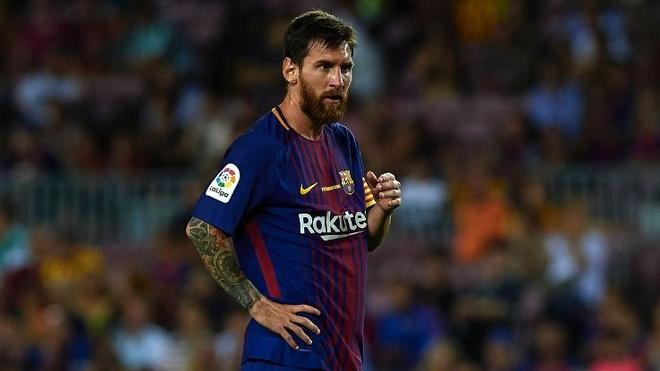 Cuoi cung Messi cung hoa nguoi thuong hinh anh 3