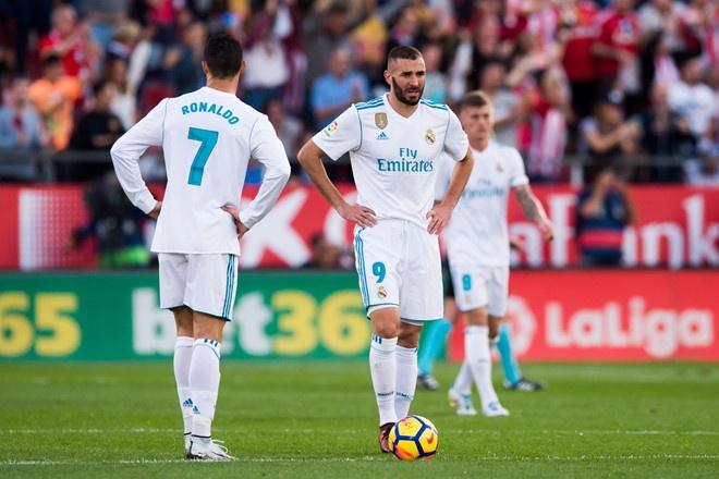 Real xuong doc vi Zidane chi biet do loi hinh anh 2