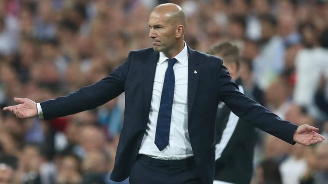 Real xuong doc vi Zidane chi biet do loi hinh anh 1