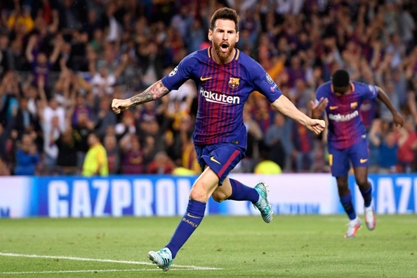 Messi co the tu do roi Barca? hinh anh 1
