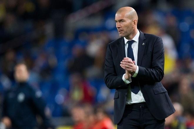 Real tiep tuc roi vi Zidane mau thuan Chu tich Perez hinh anh 3