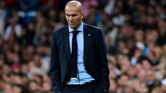 Real tiep tuc roi vi Zidane mau thuan Chu tich Perez hinh anh 1