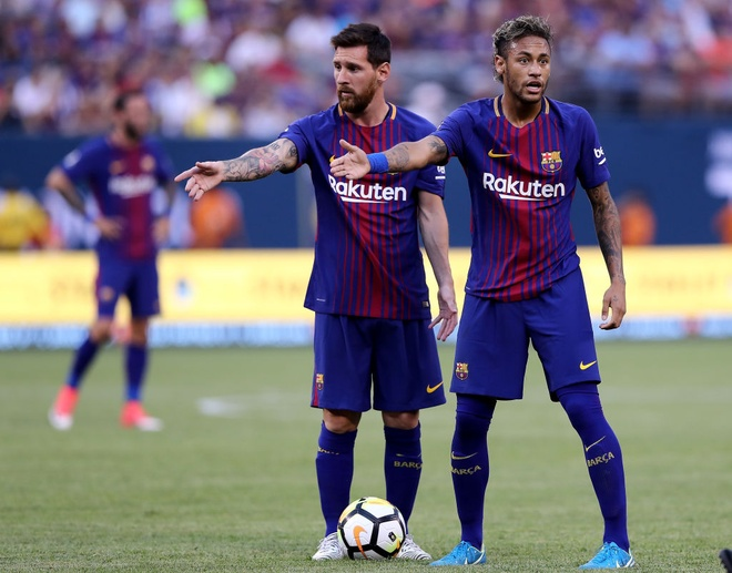 Neymar ngo lo Messi truoc them World Cup 2018 hinh anh