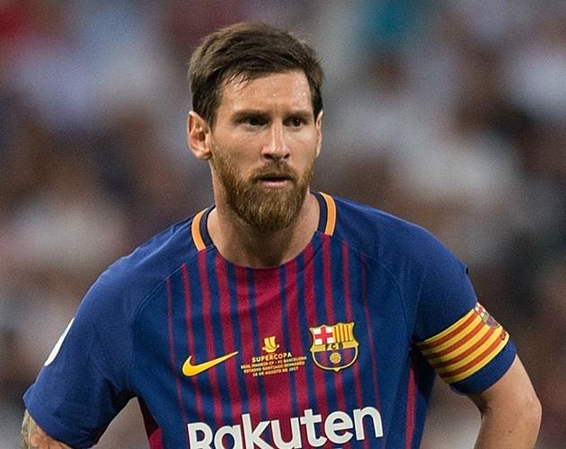 Vo dich La Liga, Messi van co mua giai dang do hinh anh