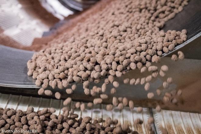 Keo chocolate M&M's duoc san xuat nhu the nao? hinh anh 11