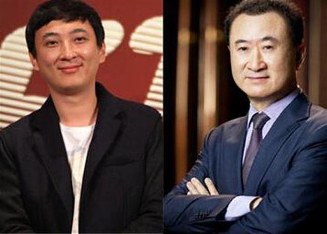 Wang Sicong,  Wang Jianlin,   Dalian Wanda,  ty phu, anh 1