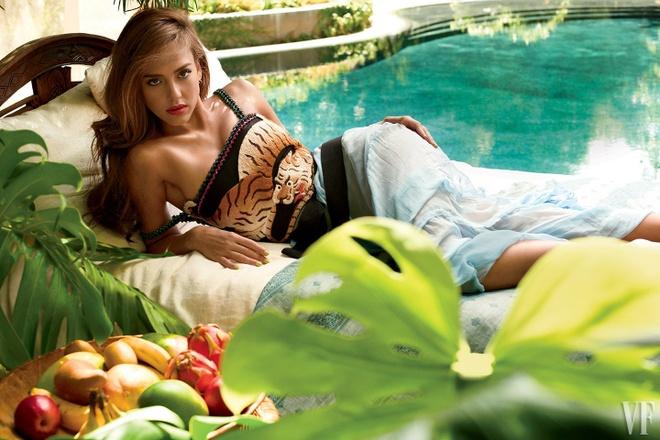 Jessica Alba - minh tinh tuoi ga nu doanh nhan anh 1