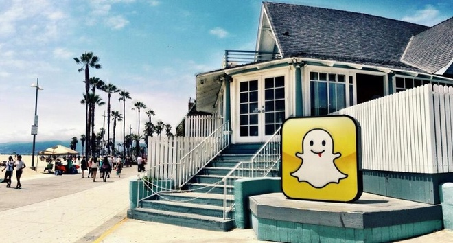 CEO Snapchat,  Evan Spiegel anh 11