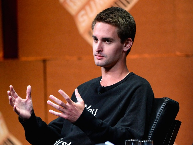 CEO Snapchat,  Evan Spiegel anh 27