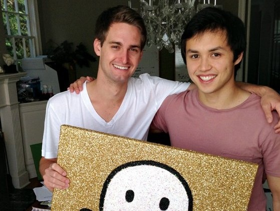 CEO Snapchat,  Evan Spiegel anh 7