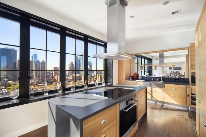 Can penthouse 10 trieu USD tren noc thanh pho New York hinh anh 10