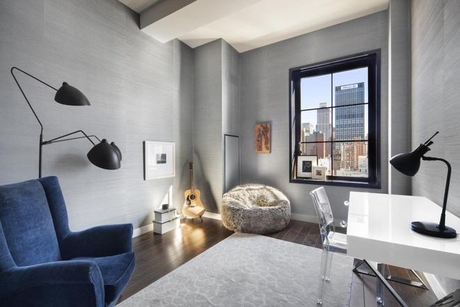 Can penthouse 10 trieu USD tren noc thanh pho New York hinh anh 12