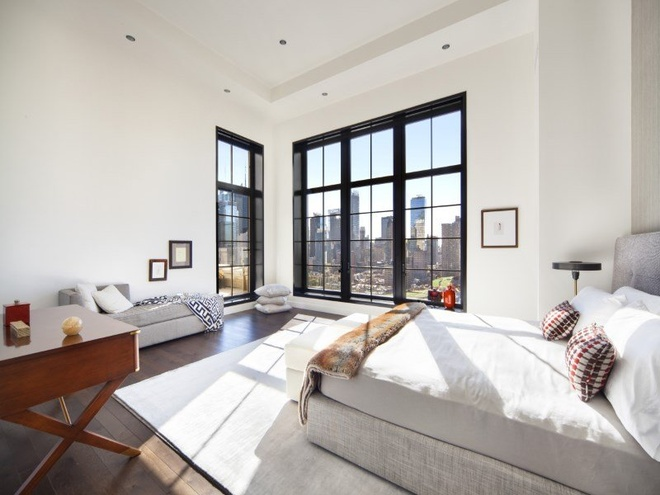 Can penthouse 10 trieu USD tren noc thanh pho New York hinh anh 3